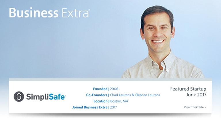 SimpliSafe Background Info