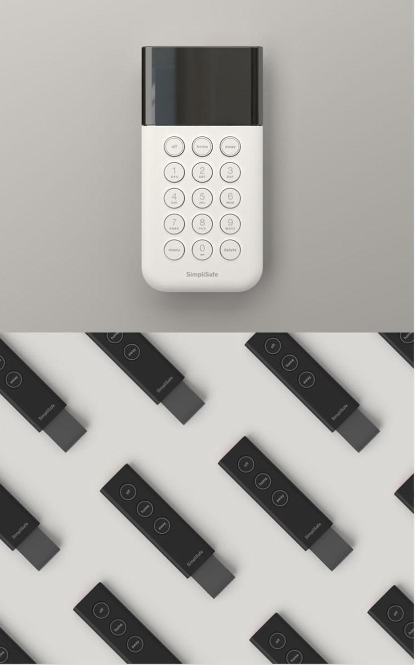 SimpliSafe Controls
