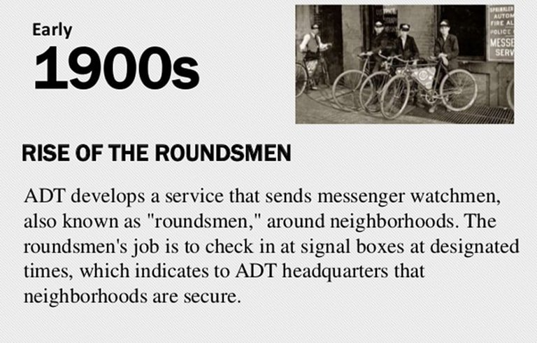 ADT Background Info