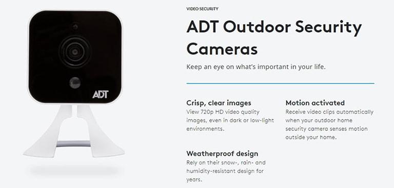 ADT Cameras