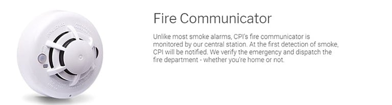 Fire Communicator CPI