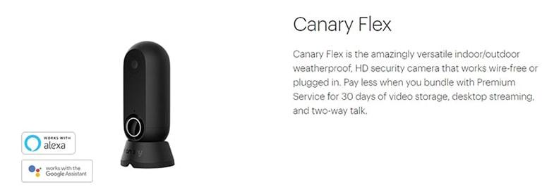 Flex Canary