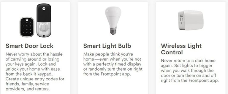 Frontpoit Home Automation
