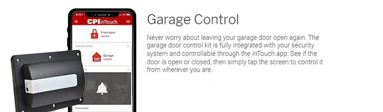 Garage Door Control CPI