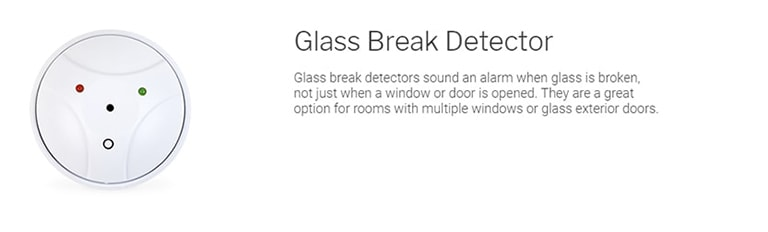 Glass Break Sensors CPI