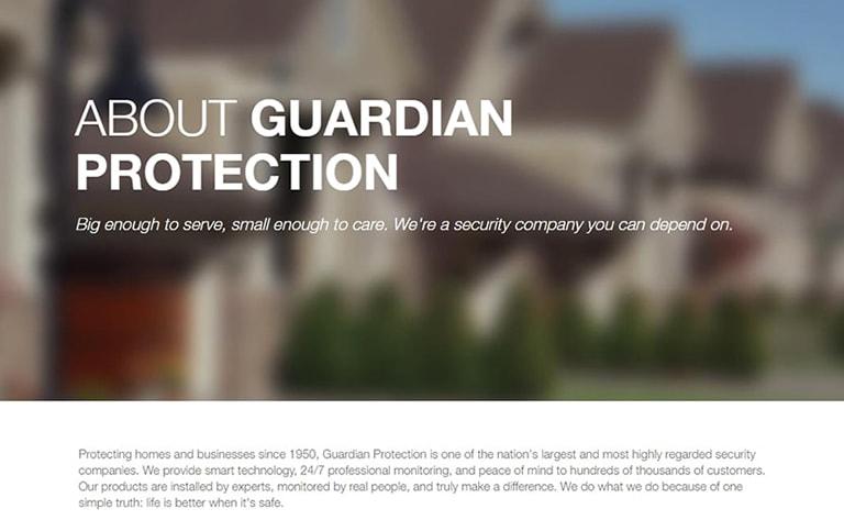Guardian Bacground Info
