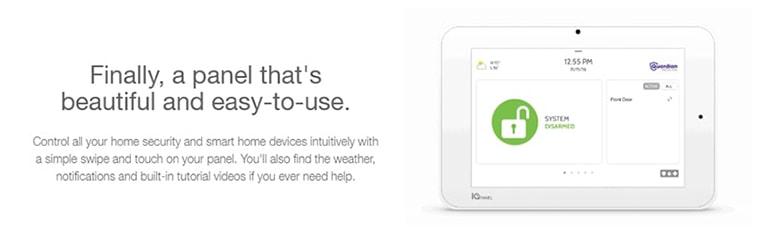 Guardian Touchscreen
