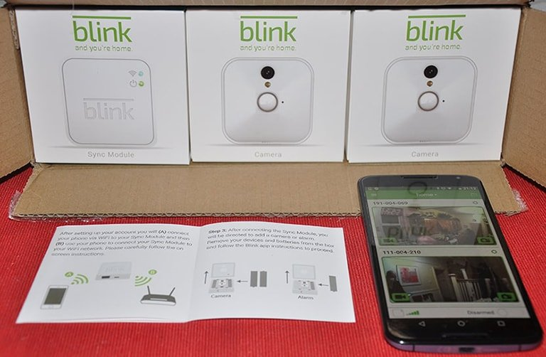 Installation Blink