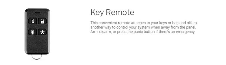 Key Remote CPI
