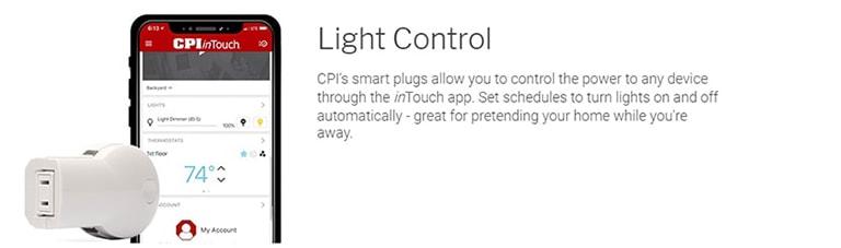 Light Control CPI