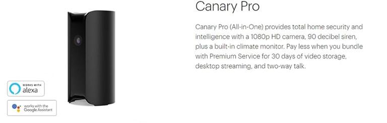Pro Canary
