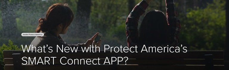 SMART Connect Mobile App Protect America