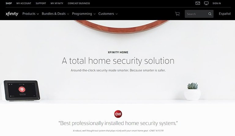 Somcast Xfinity Home Security Review Is It Worth The Hype