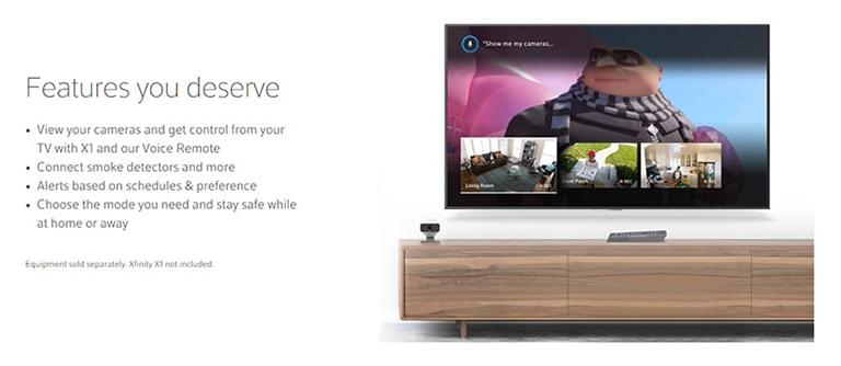 Xfinity Television Access
