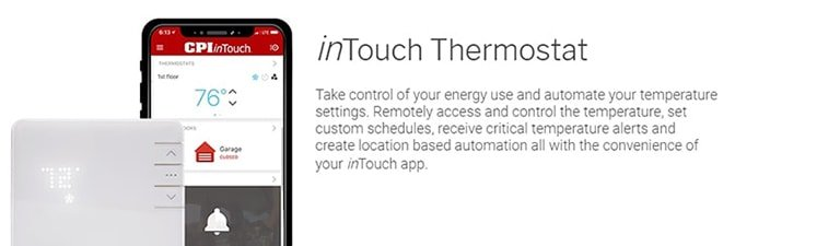 inTouch Thermostat CPI