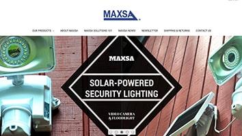 MAXSA Main