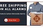 First Alert Free Shipping