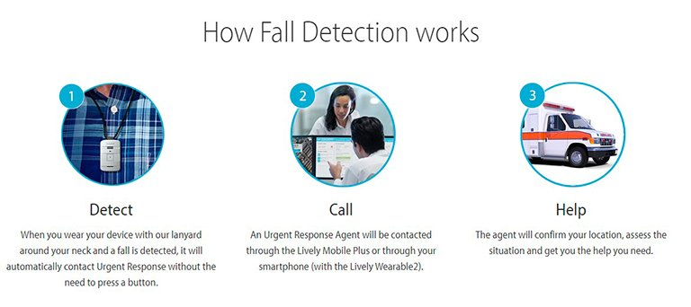 GreatCall Fall Detection