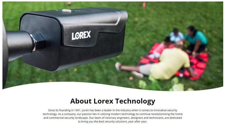 Lorex About