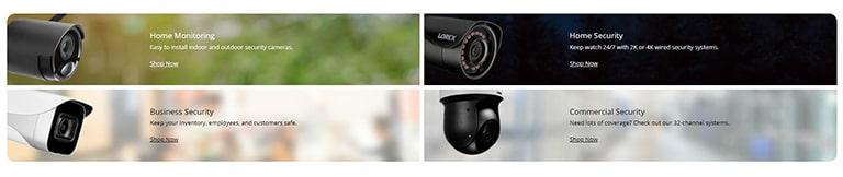 Lorex Surveillance Cameras
