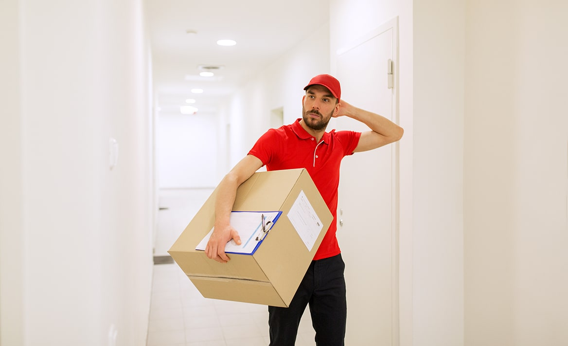 Steps to Take For a Lost or Stolen Package