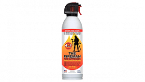 The Fireman Extinguishing Product