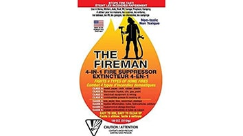 The Fireman Main