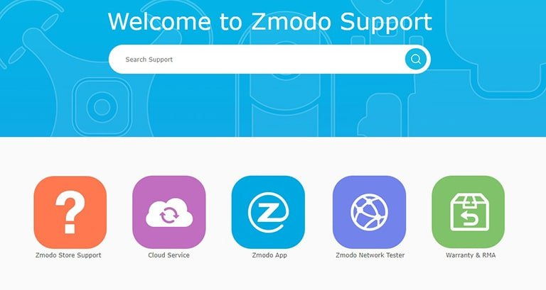 Zmodo Customer Support
