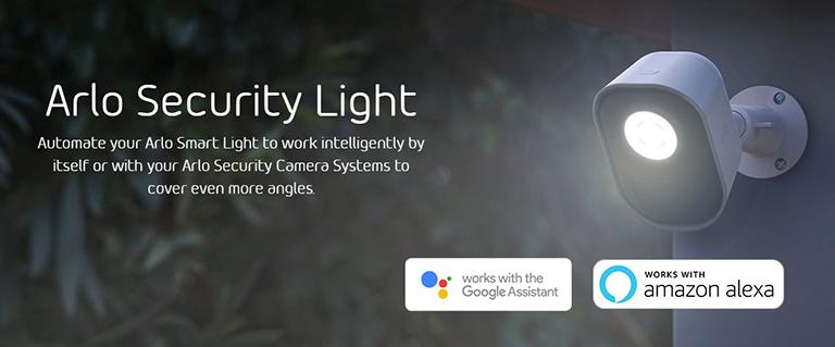 Arlo Security Light