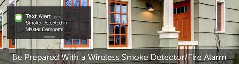 Fire & Carbon Monoxide Detectors Protection One