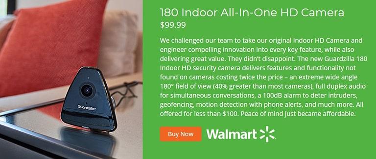Guardzilla 180 Indoor HD Camera
