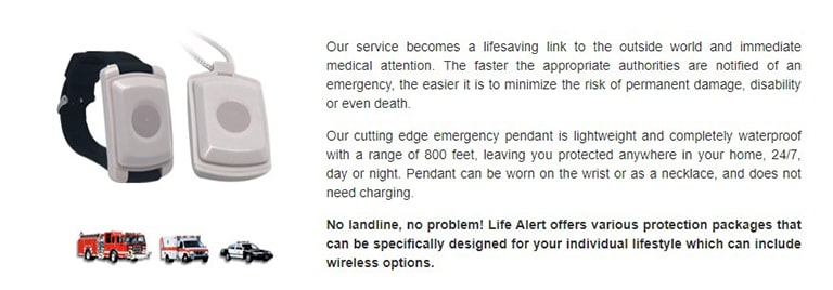 Life Alert Medical Emergencies