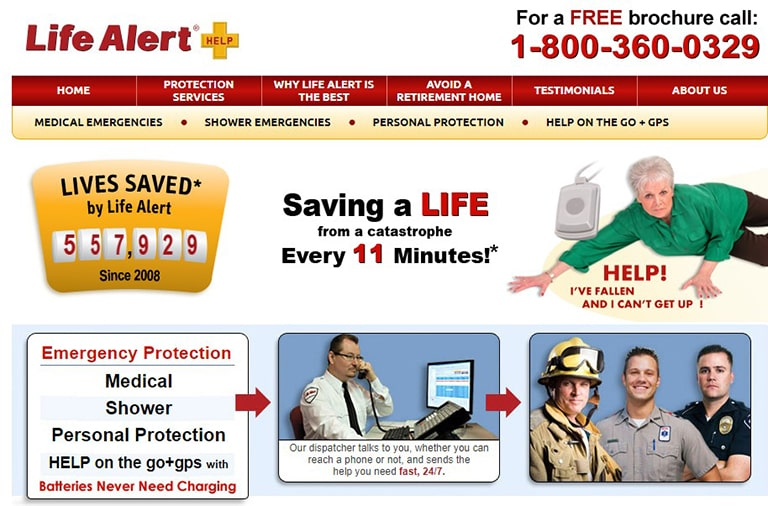 Life Alert Review: Safety in Just One Equipment Image