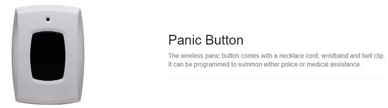 Link Interactive Panic Pendant