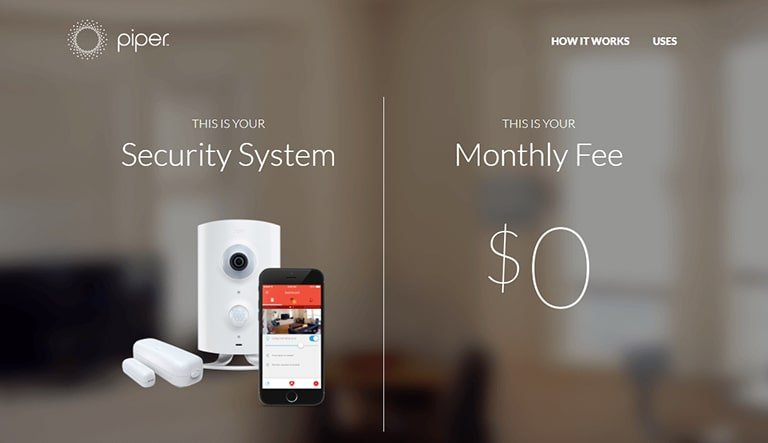 Piper Home Security System Review Can All In One Do It All