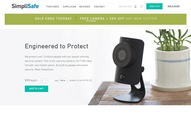 Simplisafe Cameras Review Simple But Are They Truly Safe