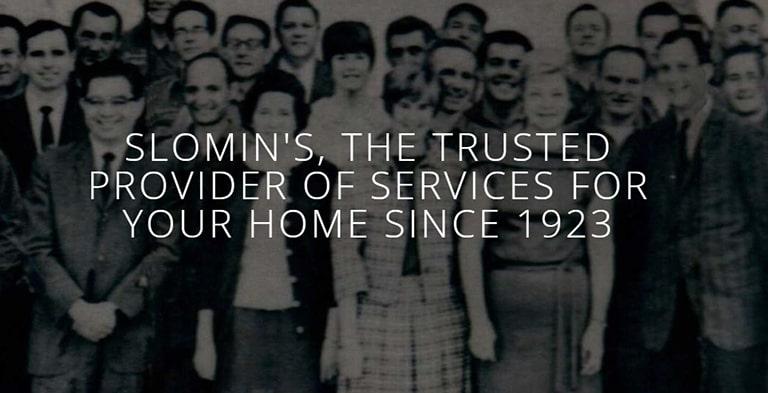 Slomin's Background Information