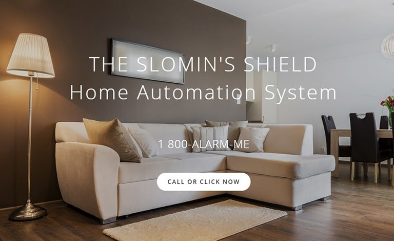 Slomin's Full Home Automation
