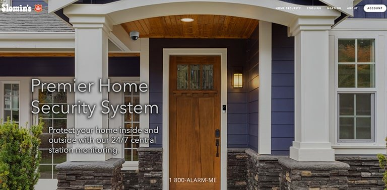 Slomins Home Security Review