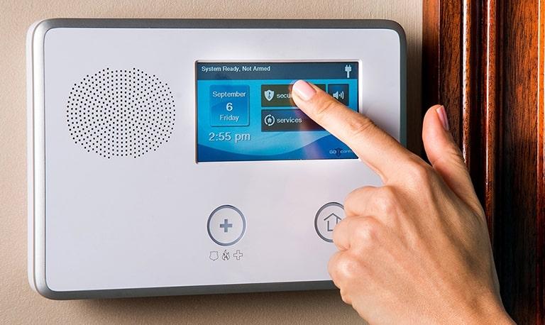 Slomin's Touchscreen Control Panel