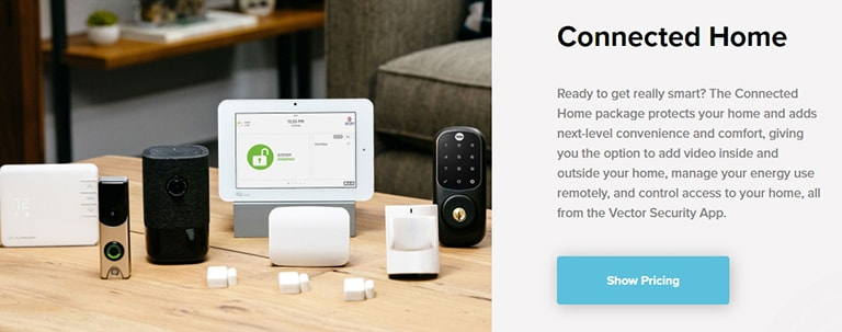 Vector Connected Home