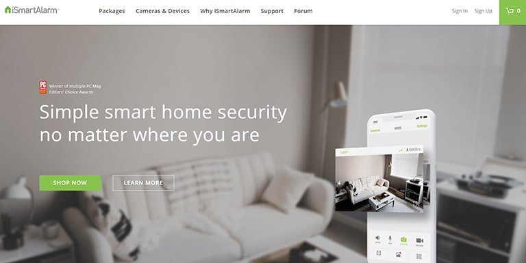 iSmartAlarm Review: Full Security Control From a Phone Image