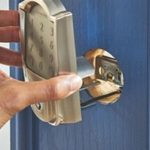 Schlage Encode Easy to Install