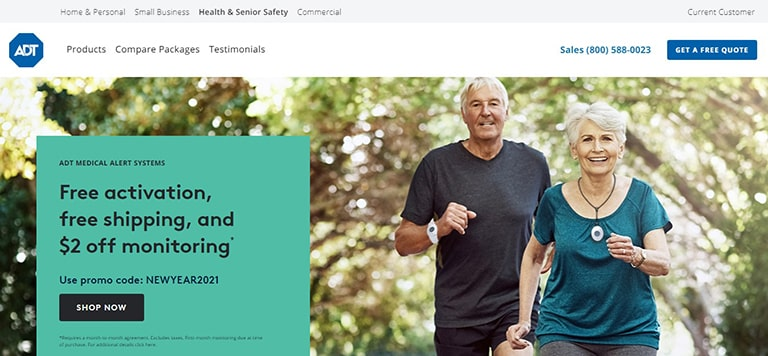 ADT Medical Alert Reviews: Protecting Every Second Image