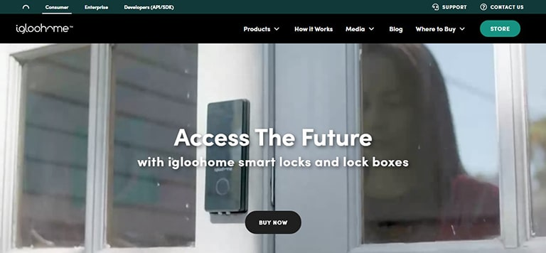 Igloohome Smart Locks Review: Unlock the Door From Anywhere Image