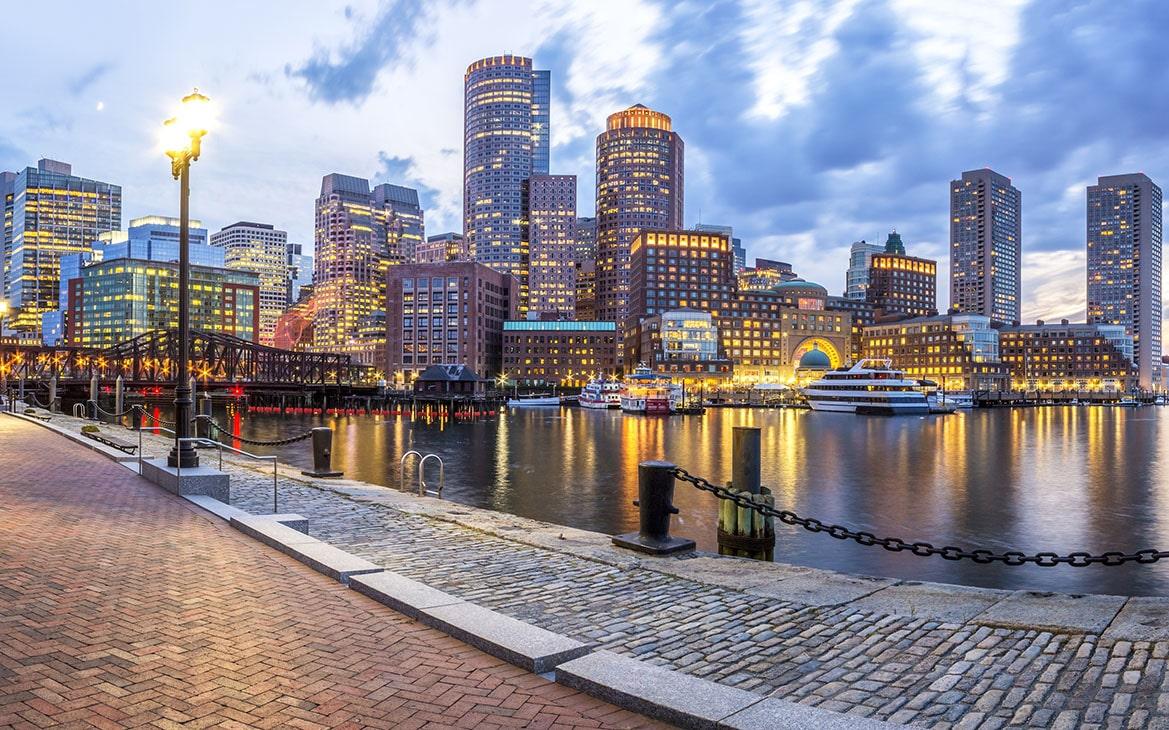 Massachusetts Embankment