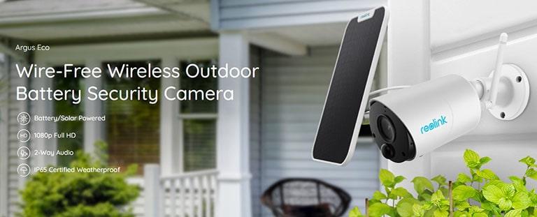 Reolink Cameras Argus Eco