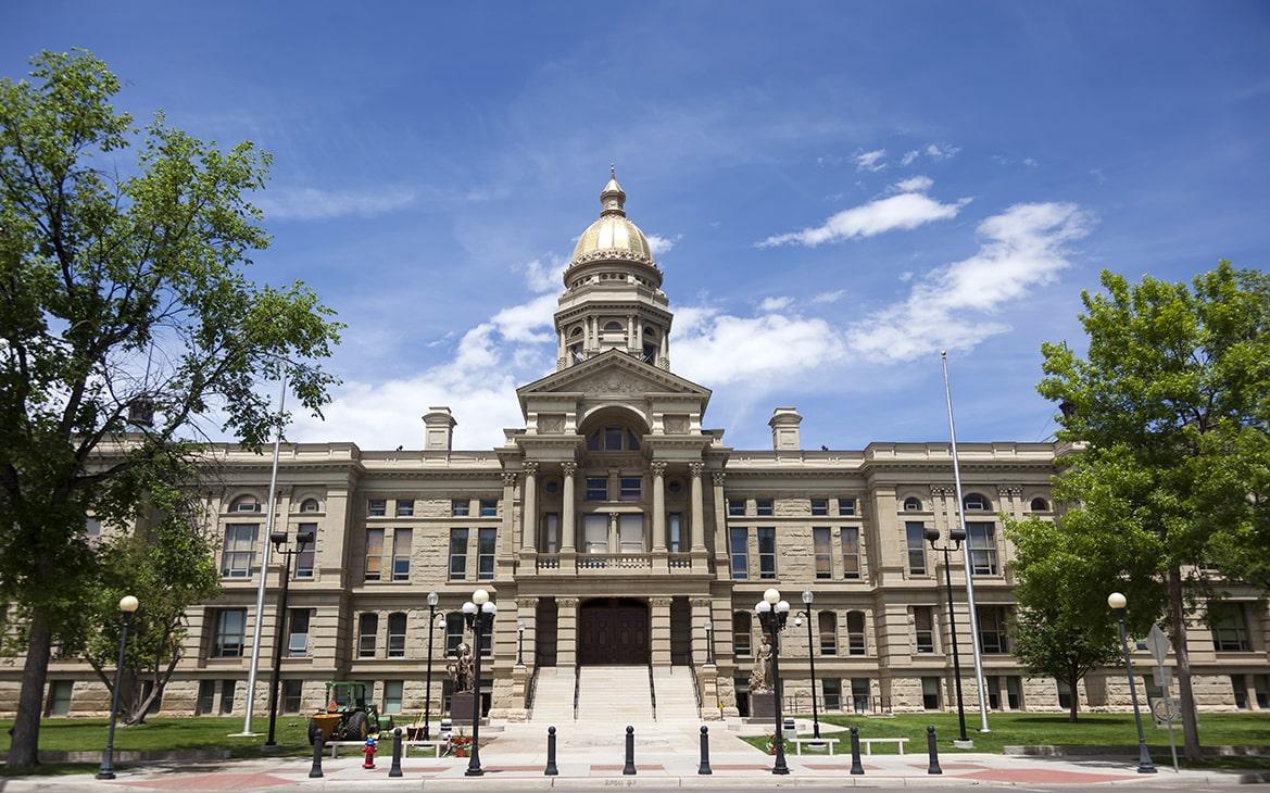 Wyoming Сapitol Building