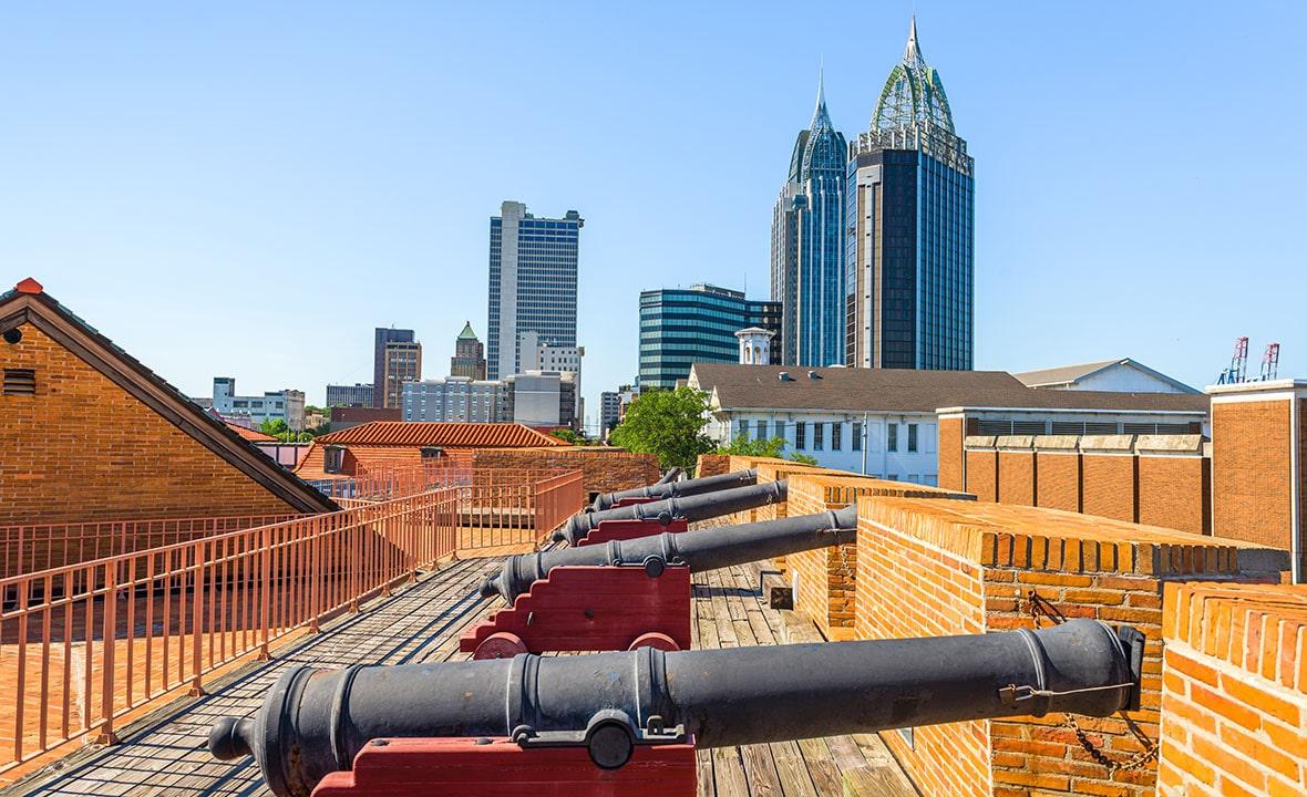 Alabama Fort