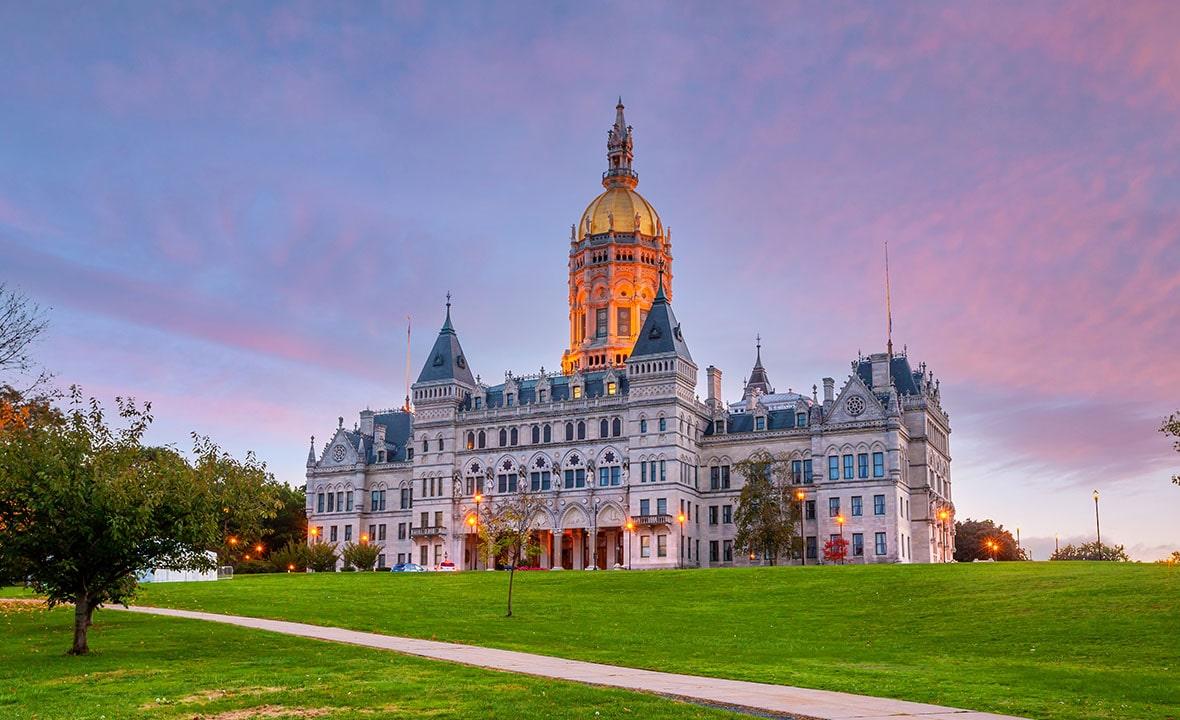 Connecticut Capitol Build